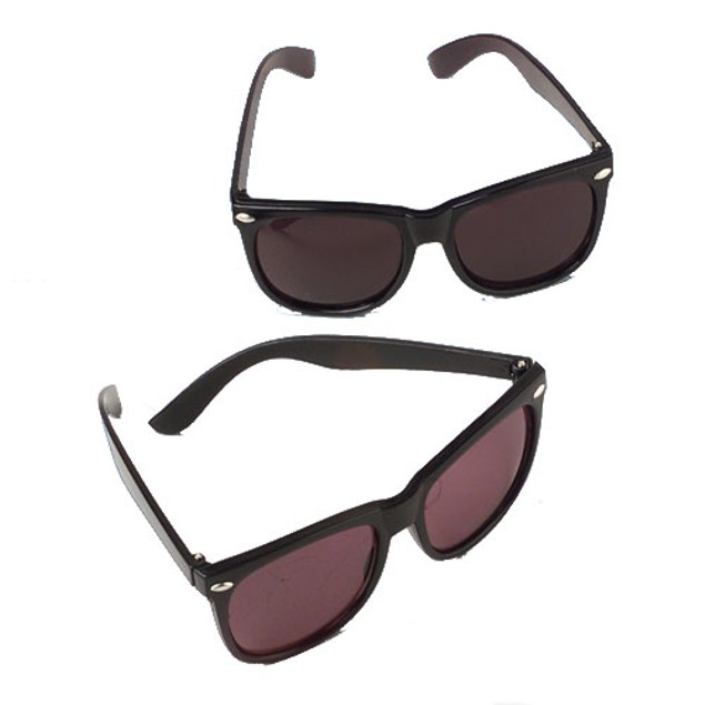 Black Sunglasses Easy A Olive Penderghast Movie Star Style Glasses