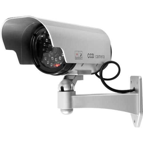 Security Camera Decoy w/ Blinking LED & Adjustable Mount