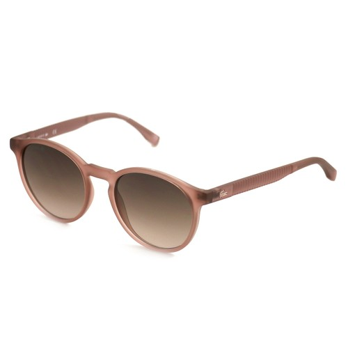 Lacoste Women Sunglasses L888S 662 Pink Full Rim 52 19 140