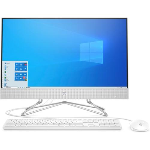 "HP 24-df0157c 23.8"" 1TB Win10,Snow White(Certified Refurbished)"