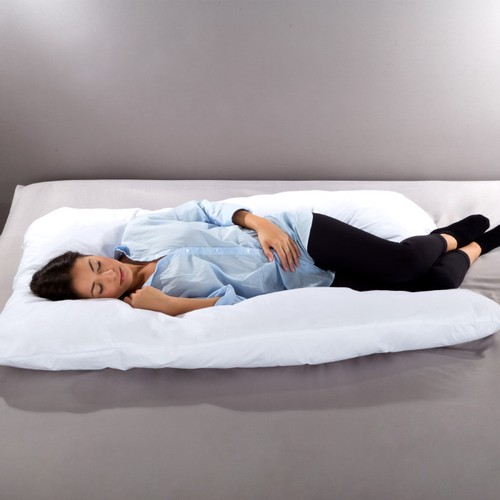 Full Body Pillow- 7 in 1 Pillow with Removeable Cover, Comfortable