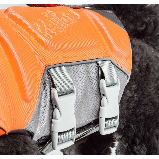 Dog Helios 'Tidal Guard' Reflective Pet Dog Life Jacket Vest