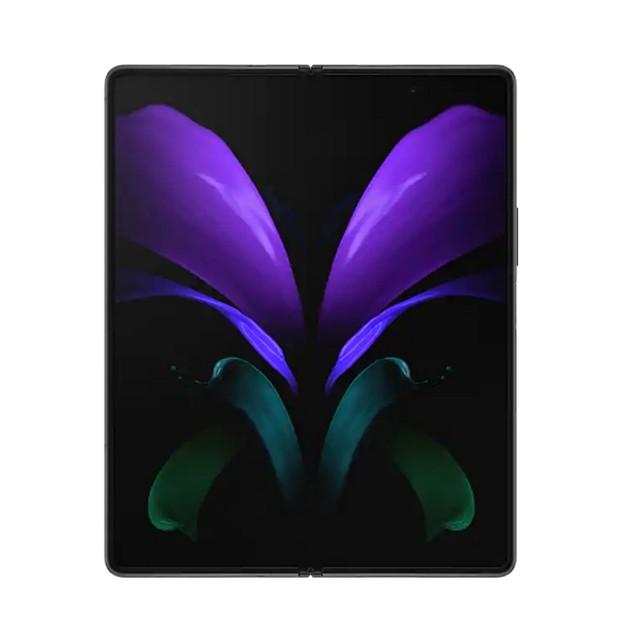 Samsung Galaxy Z Fold2 5G, T-Mobile, Black, 256 GB, 7.6 in Screen