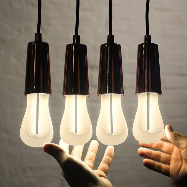 5-Pack: Plumen Designer LED Light Bulbs