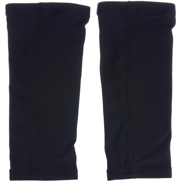 """McDavid MD651 Hex forearm Compression Elbow Sleeves, X-Small: 7""""-8"""", Black"""