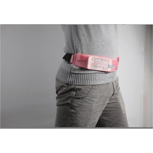 Waterproof Runner's Pocketed Belt Pack