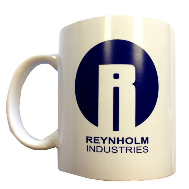 Reynholm Industries 11 oz Coffee Mug