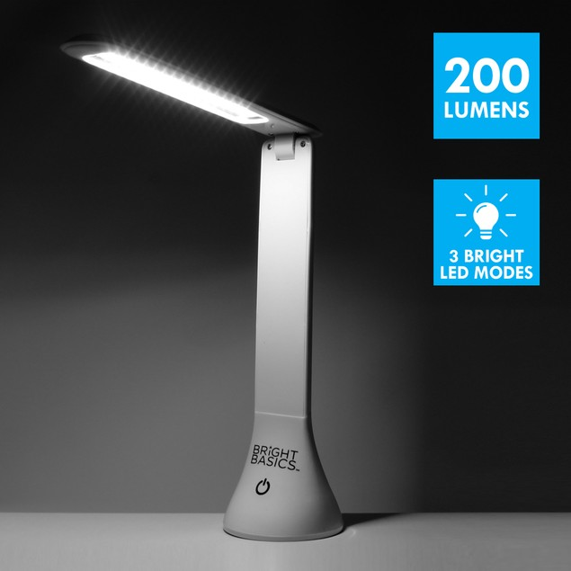 Bright Basics Ultra Bright Wireless LED Desk Lamp
