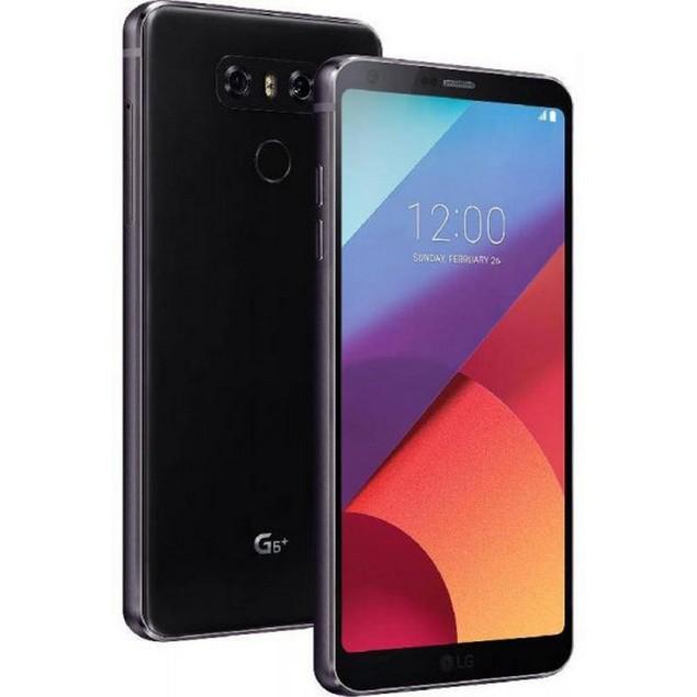 LG G6, Verizon, Black, 32 GB, 5.7 in Screen
