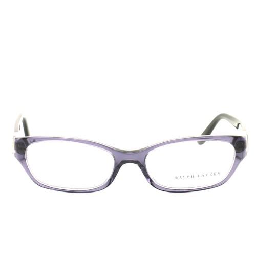 Polo Eyeglasses RL6081 5242 Purple Plastic 52 16 140 without case finish line