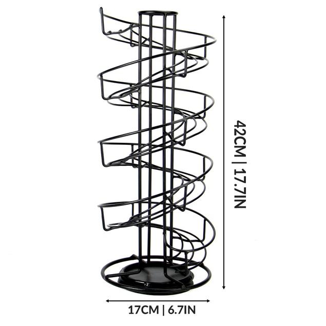Rotating Spiral Egg Holder | MandW