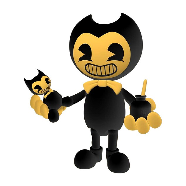 Bendy and The Ink Machine Series 2 Action Figure - Heavenly Bendy