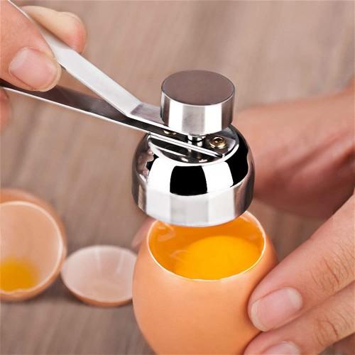 Stainless Steel EggShell Cutter Opener