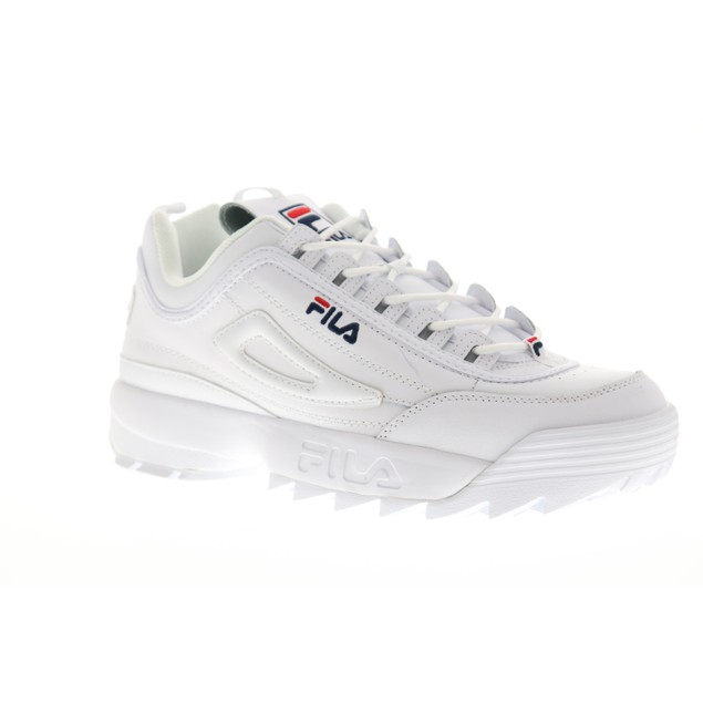 Fila Mens Disruptor II Premium Sneakers Shoes
