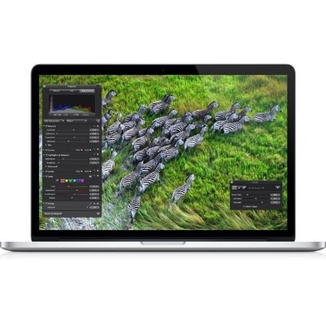 "Apple MacBook Pro MGXA2LL/A 15.4"" 256GB MacOSX,Silver(Used-Good)"