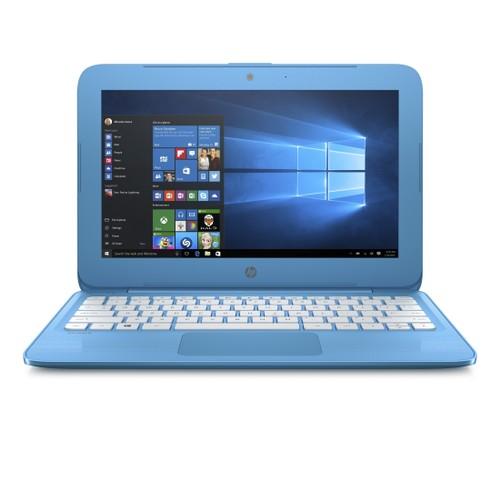 """HP Stream 11-AH111WM 11.6"""" 32GB Intel Celeron N4000,Blue(Used-Good)"""