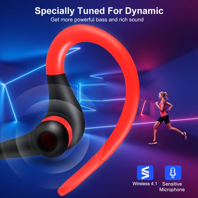 Wireless Headsets V4.1 Sport In-Ear Stereo Headphones