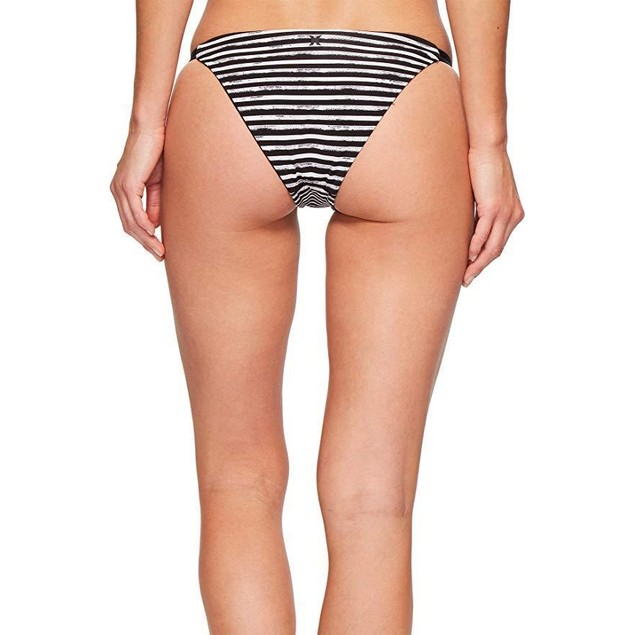 Hurley Women's Quick Dry Hazard Surf Bottoms Black X-Large