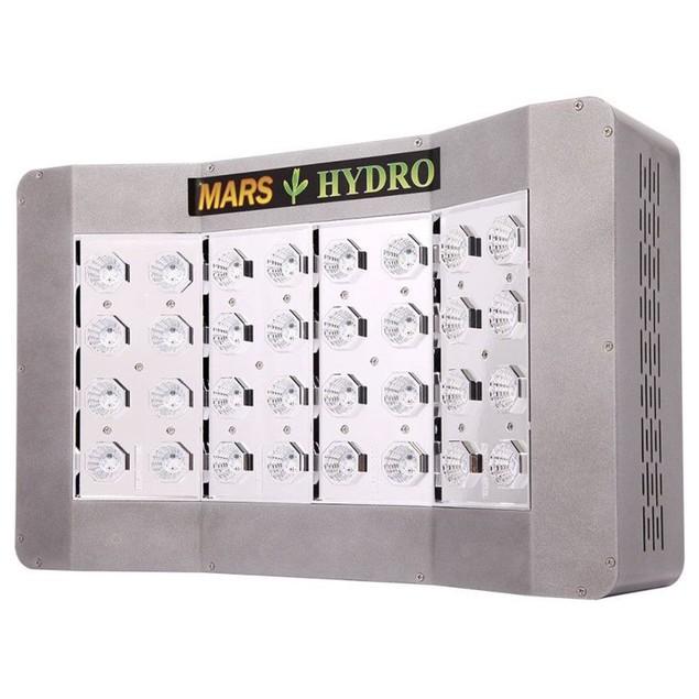 MarsPro II Series CREE 128 LED Grow Light - 340W
