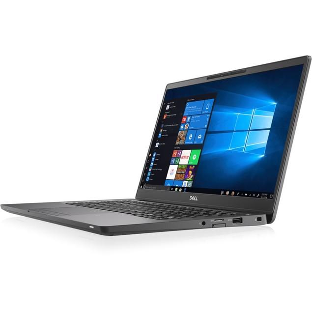 """Dell Latitude 7300 13.3"""" 256GB Intel Core i5-8365U Win10,Black"""