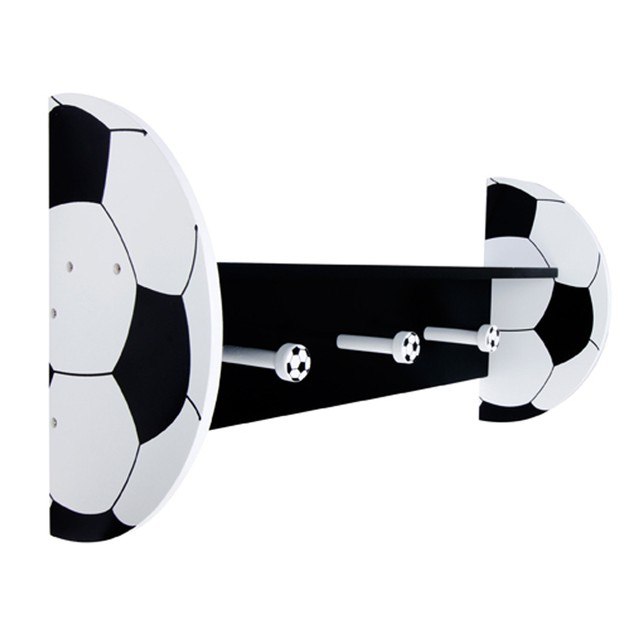 Trend Lab Soccer - Wall Shelf With Pegs