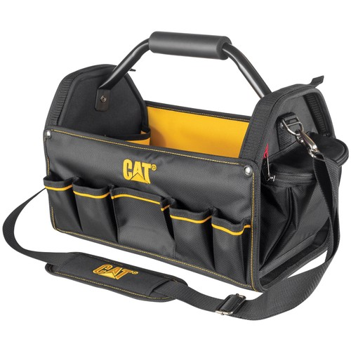 Cat 17 Inch Pro Tool Tote - 980208N