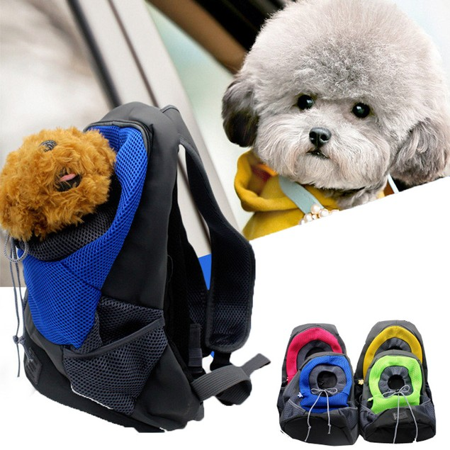 Dog Cat Soft Portable Tote Carrier House Kennel Pet Travel Bag