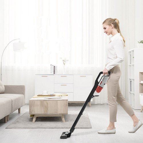 Cordless Lightweight 4 in 1 Handheld Stick Vacuum Cleaner W/Rechargeable Ba