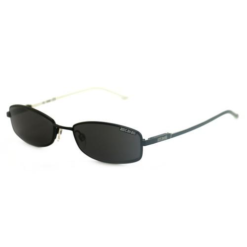 Just Cavalli Unisex's Sunglasses JC0116 BR Black/White 52 17 135 Full-Rim Oval