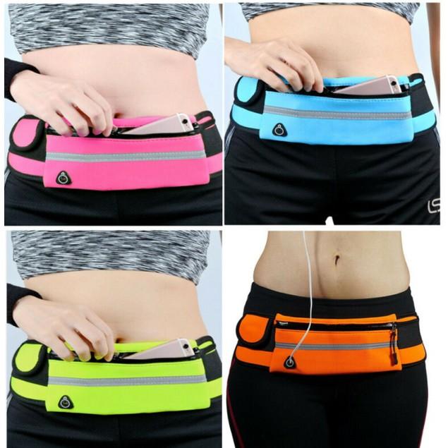 Outdoor Waterproof Running Bag Belt
