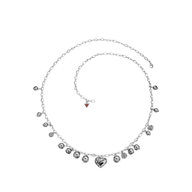 JEWELRY GUESS  SILVER  WOMAN UBN11118