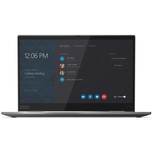 "Lenovo ThinkPad X1 Yoga Gen 4 14"",Iron Grey(Certified Refurbished)"