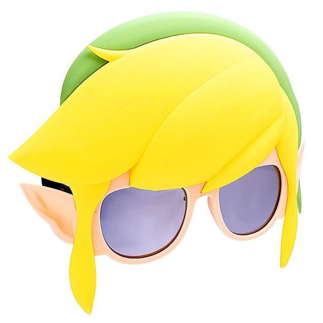 Link Legend of Zelda Sunstache Sunglasses