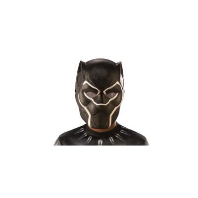 Kids Black Panther 1/2 Mask