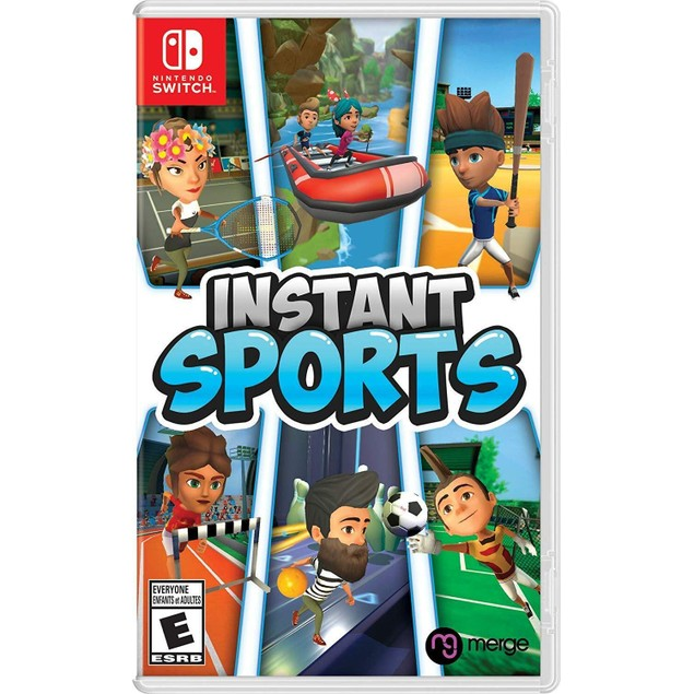 Instant Sports Nintendo Switch Game (#)