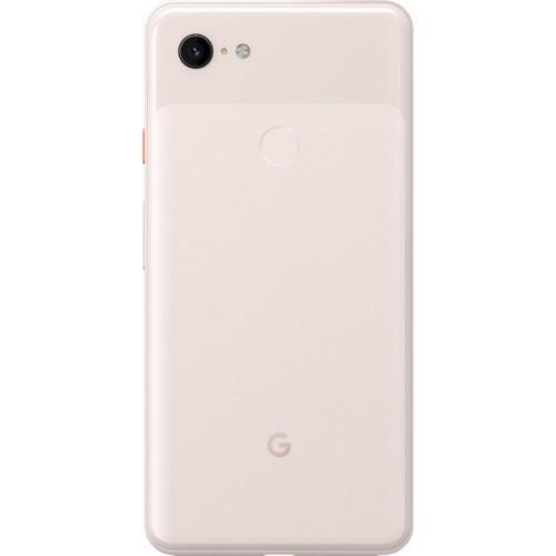 Google Pixel 3, Unlocked, Pink, 64 GB, 5.5 in Screen