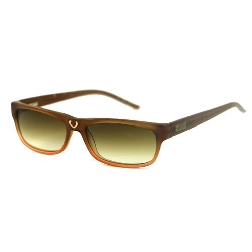 Just Cavalli Women's Sunglasses JC0125 T82 Brown/Orange 52 14 135 Rectangular