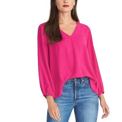 Rachel Rachel Roy Women's Kaylee Top Pink Size XX-Large