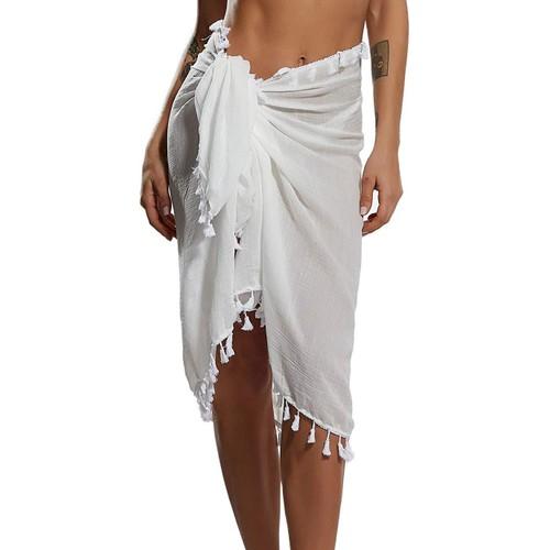 Variety Of Ways To Wear Bikini Fringe Skirt