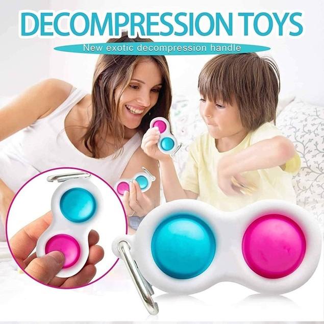 Children's Parent-child Interactive Educational Toys (Random Color)