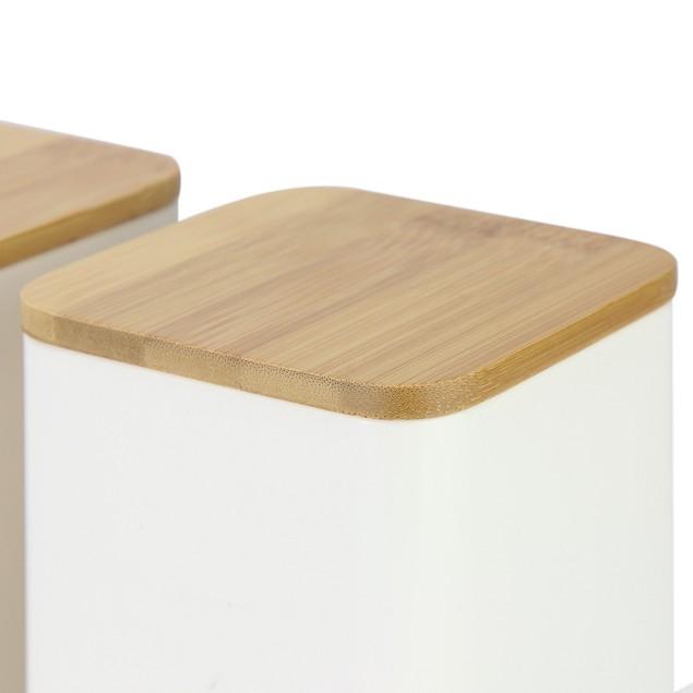 Kitchen Canister Set | MandW 3 Piece
