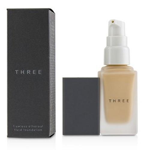 THREE Flawless Ethereal Fluid Foundation SPF36 - # 102