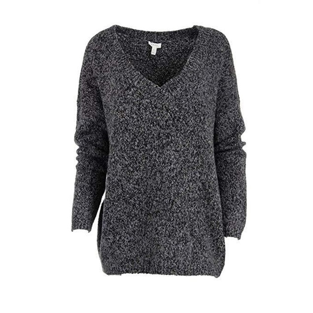 Soft Joie Women's Beau Sweater Caviar Sweater LG (US 12-14)
