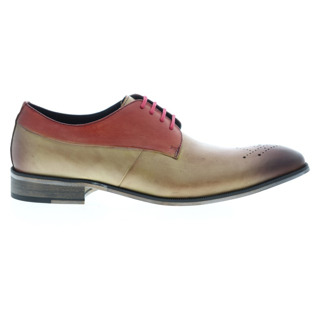 Carrucci Mens Two Town Dress Shoes