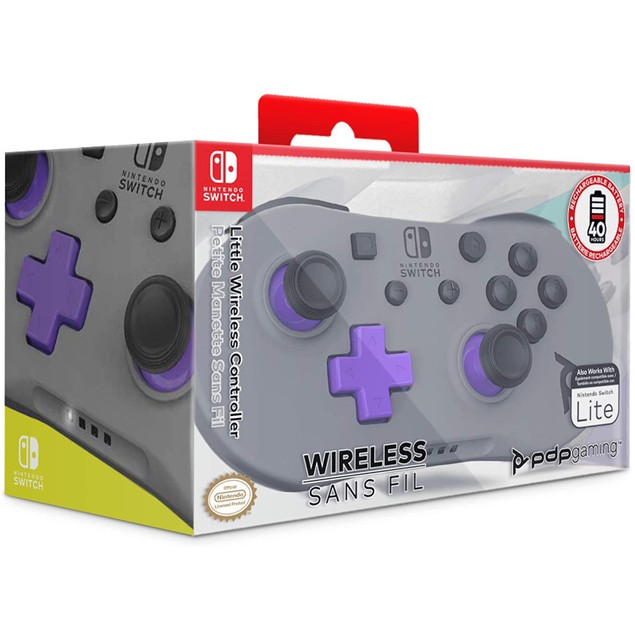 PDP Mini Wireless Controller for Nintendo Switch