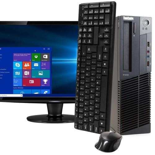 "Lenovo M92 Desktop Bundle w/ 22"" Monitor (Core i5, 8GB RAM, 500GB HDD)"