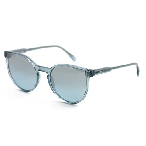 Lacoste Women Sunglasses L896S 467 Blue Full Rim 54 19 140