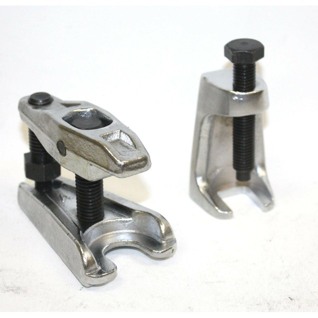 2x Universal Automotive Ball Joint Extractor Puller & 19mm Separator
