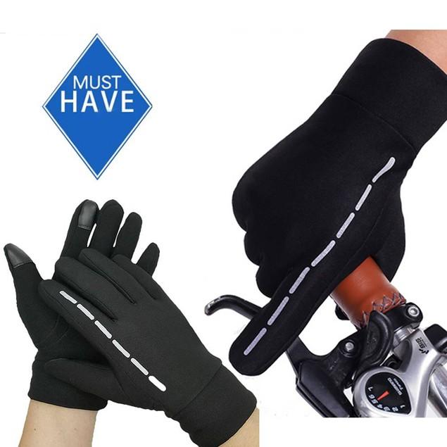 Outdoor Waterproof Warm Sports Gloves