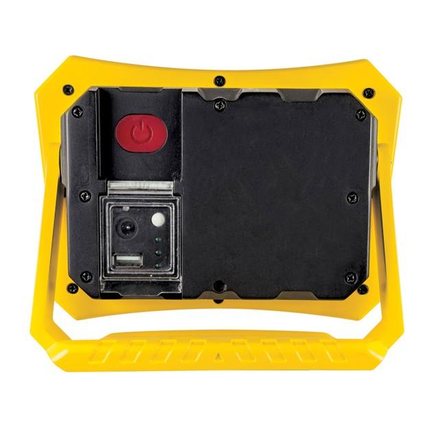 PowerGlow LED Portable 1500 Lumens Rechargeable Light